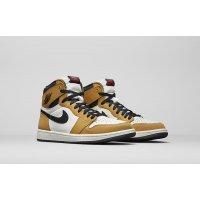 Παπούτσια Ψηλά Sneakers Nike Air Jordan 1 High Rookie Of The Year Gold Harvest/Black