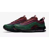 Παπούτσια Χαμηλά Sneakers Nike Air Max 97 NRG Midnight Spruce  Team Red/Midnight Spruce
