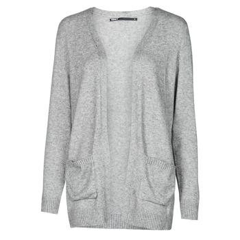 Υφασμάτινα Γυναίκα Μπουφάν / Ζακέτες Only ONLLESLY Grey