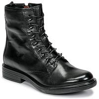 Παπούτσια Γυναίκα Μπότες Mjus CAFE Black