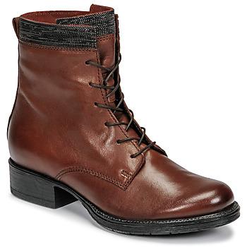 Παπούτσια Γυναίκα Μπότες Mjus NORTON Brown