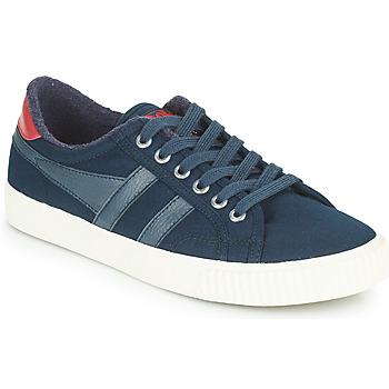 Παπούτσια Γυναίκα Χαμηλά Sneakers Gola TENNIS MARK COX Μπλέ / Red
