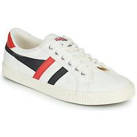 Παπούτσια Άνδρας Χαμηλά Sneakers Gola TENNIS MARK COX Άσπρο / Black / Red