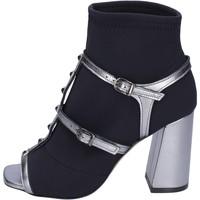 Παπούτσια Γυναίκα Μποτίνια Stephen Good Μπότες αστραγάλου BJ119 Μαύρος
