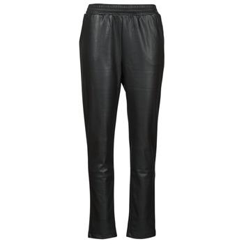 Υφασμάτινα Γυναίκα Παντελόνια Πεντάτσεπα Yurban OPATI Black