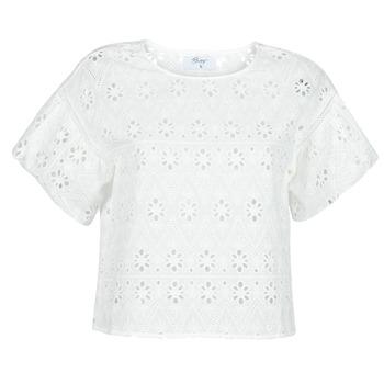Υφασμάτινα Γυναίκα Μπλούζες Betty London OCHERIE Άσπρο