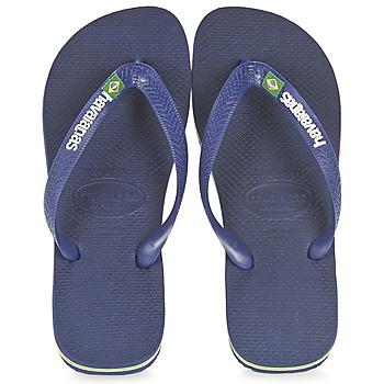 Παπούτσια Σαγιονάρες Havaianas BRASIL LOGO Marine