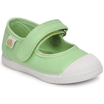 Παπούτσια Κορίτσι Μπαλαρίνες Citrouille et Compagnie APSUT Pistache