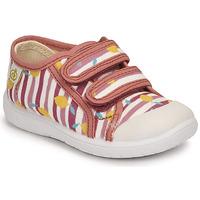 Παπούτσια Κορίτσι Χαμηλά Sneakers Citrouille et Compagnie GLASSIA Ροζ / Imprimé