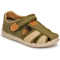 Παπούτσια Αγόρι Σανδάλια / Πέδιλα Citrouille et Compagnie GUNCAL Kaki