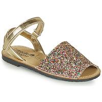 Παπούτσια Κορίτσι Σανδάλια / Πέδιλα Citrouille et Compagnie SQUOUBEL Multicolore