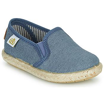 Παπούτσια Αγόρι Χαμηλά Sneakers Citrouille et Compagnie OSIOUP Μπλέ