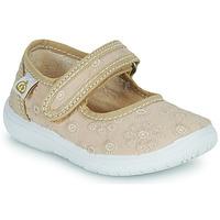 Παπούτσια Κορίτσι Μπαλαρίνες Citrouille et Compagnie OSAPA Beige