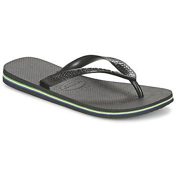 Παπούτσια Σαγιονάρες Havaianas BRASIL Black
