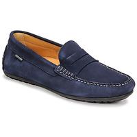 Παπούτσια Άνδρας Μοκασσίνια Pellet Cador Μπλέ