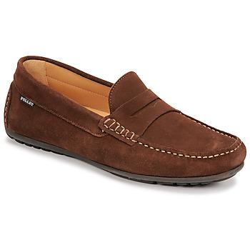 Παπούτσια Άνδρας Μοκασσίνια Pellet Cador Brown