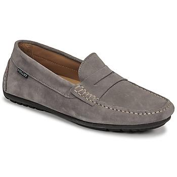 Παπούτσια Άνδρας Μοκασσίνια Pellet Cador Grey
