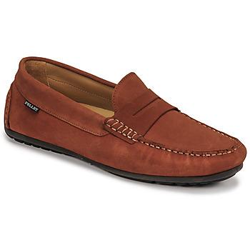 Παπούτσια Άνδρας Μοκασσίνια Pellet Cador Red