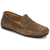 Παπούτσια Άνδρας Μοκασσίνια Pellet Cador Taupe
