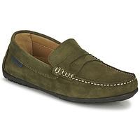 Παπούτσια Άνδρας Μοκασσίνια Pellet Cador Kaki