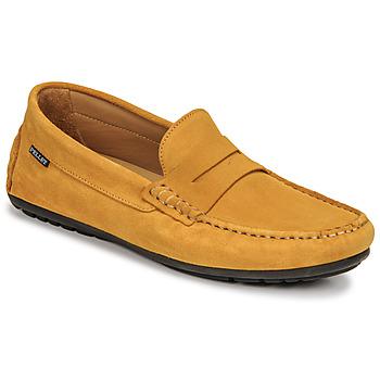 Παπούτσια Άνδρας Μοκασσίνια Pellet Cador Yellow
