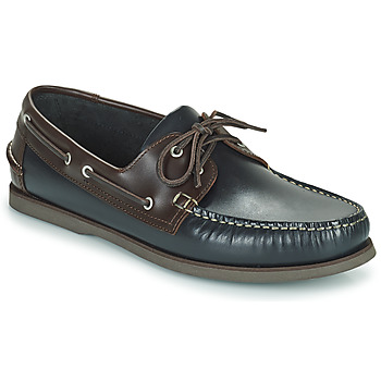 Παπούτσια Κορίτσι Μπαλαρίνες Pellet Vendée Μπλέ / Brown