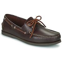 Παπούτσια Κορίτσι Μπαλαρίνες Pellet Vendée Brown