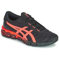Παπούτσια Άνδρας Χαμηλά Sneakers Asics GEL-QUANTUM 180 5 Black / Orange