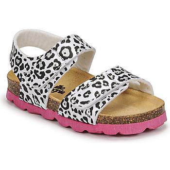 Παπούτσια Κορίτσι Σανδάλια / Πέδιλα Citrouille et Compagnie BELLI JOE Leopard