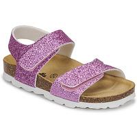 Παπούτσια Κορίτσι Σανδάλια / Πέδιλα Citrouille et Compagnie BELLI JOE Ροζ