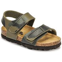 Παπούτσια Αγόρι Σανδάλια / Πέδιλα Citrouille et Compagnie BELLI JOE Camouflage