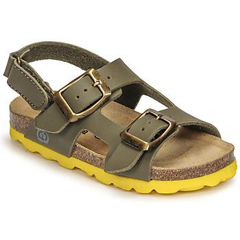Παπούτσια Αγόρι Σανδάλια / Πέδιλα Citrouille et Compagnie KELATU Kaki