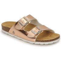 Παπούτσια Κορίτσι Τσόκαρα Citrouille et Compagnie MISTINGUETTE Bronze