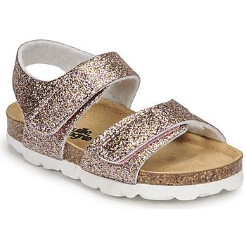 Παπούτσια Κορίτσι Σανδάλια / Πέδιλα Citrouille et Compagnie BELLI JOE Multicolore
