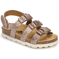 Παπούτσια Κορίτσι Σανδάλια / Πέδιλα Citrouille et Compagnie OLIA Multicolore