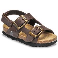 Παπούτσια Αγόρι Σανδάλια / Πέδιλα Citrouille et Compagnie KELATU Καφέ