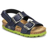 Παπούτσια Αγόρι Σανδάλια / Πέδιλα Citrouille et Compagnie KELATU Marine