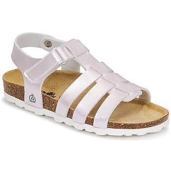 Παπούτσια Κορίτσι Σανδάλια / Πέδιλα Citrouille et Compagnie MALIA Champagne
