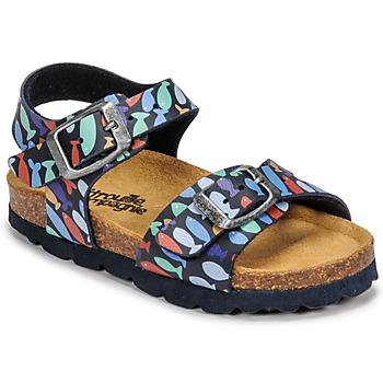 Παπούτσια Αγόρι Σανδάλια / Πέδιλα Citrouille et Compagnie RELUNE Multicolour