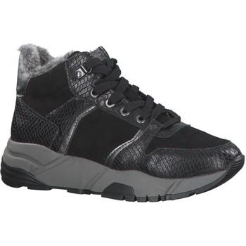Ψηλά Sneakers Tamaris Booties Flats Black Comb
