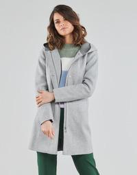 Υφασμάτινα Γυναίκα Παλτό Only ONLSIRI Grey