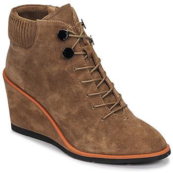 Παπούτσια Γυναίκα Μποτίνια JB Martin KARA Beige