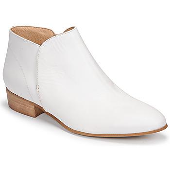 Παπούτσια Γυναίκα Μπότες JB Martin AGNES Άσπρο