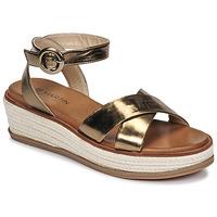 Παπούτσια Γυναίκα Σανδάλια / Πέδιλα JB Martin CASTEL Kaki