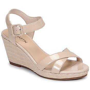 Παπούτσια Γυναίκα Σανδάλια / Πέδιλα JB Martin QUERIDA Nude