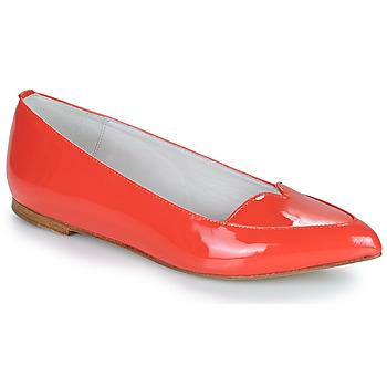 Παπούτσια Γυναίκα Μπαλαρίνες JB Martin ANGELINA Orange