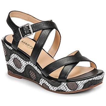 Παπούτσια Γυναίκα Σανδάλια / Πέδιλα JB Martin DARELO Black