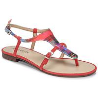 Παπούτσια Γυναίκα Σανδάλια / Πέδιλα JB Martin GAELIA Red