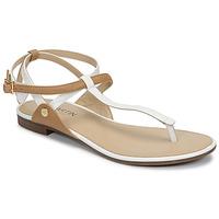 Παπούτσια Γυναίκα Σανδάλια / Πέδιλα JB Martin GENIE Άσπρο
