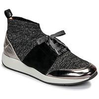 Παπούτσια Γυναίκα Χαμηλά Sneakers JB Martin KASSIE SOCKS Black